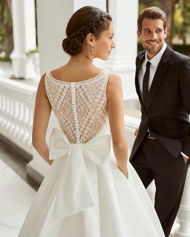 Robe de mariée Adriana Alier Soraya