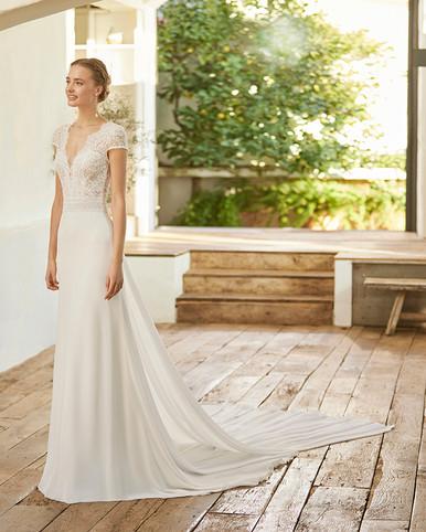Robe de mariée Rosa Clara Lesire