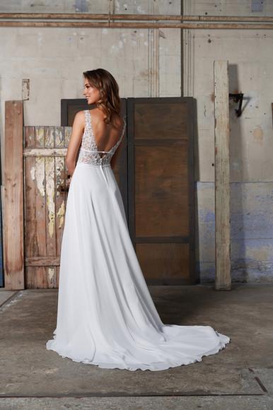 Robe de mariée Atelier Nuptiale Judie