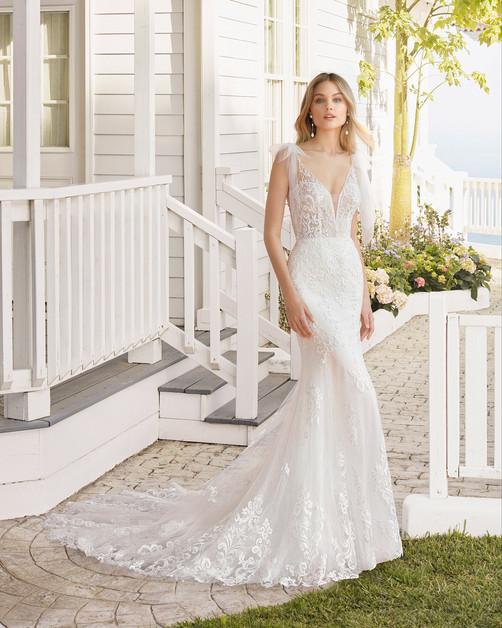Robe de mariée Rosa Clara Chad