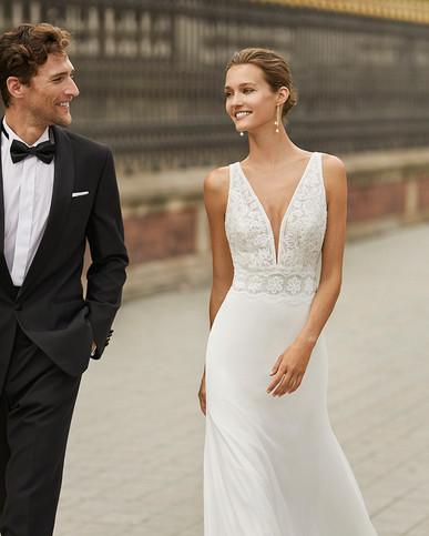Robe de mariée Luna Novias Fabiola