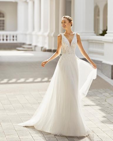 Robe de mariée Adriana Alier Sarony