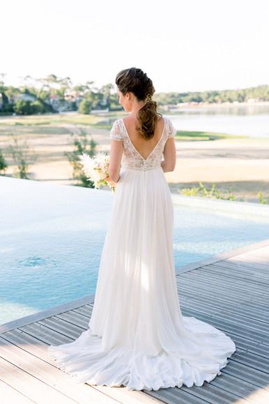Robe de mariée Angeola Philae