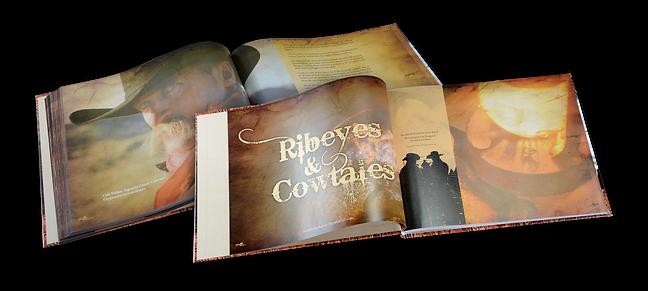 Ribeye's & Cowtails Cookbook