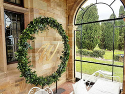 Greenery Circle Arbour