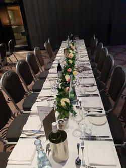 Table Runners- Corporate Function