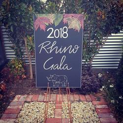 Rhino Gala