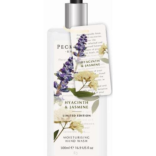 Pecksniffs Vintage Posies 500ml Hand Wash Jasmine & Hyacinth