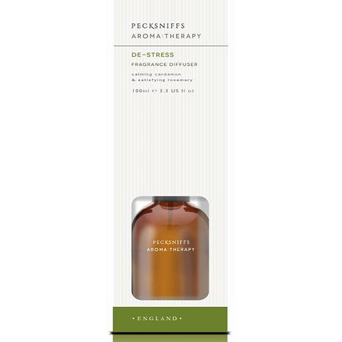 Pecksniffs Aromatherapy 100ml Diffuser De-Stress