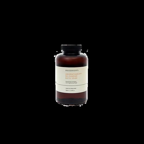 Pecksniffs Aromatherapy 500ml Bath Soak Re-Charge