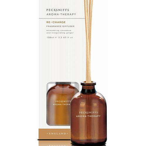 Pecksniffs Aromatherapy 100ml Diffuser Re-Charge