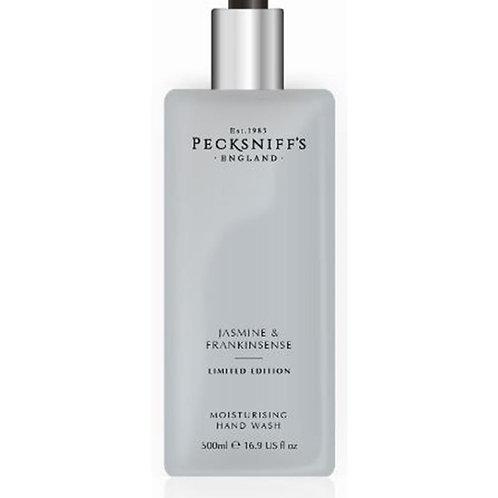 Pecksniffs Autumn/Winter 500ml Hand Wash Jasmine & Frankincense