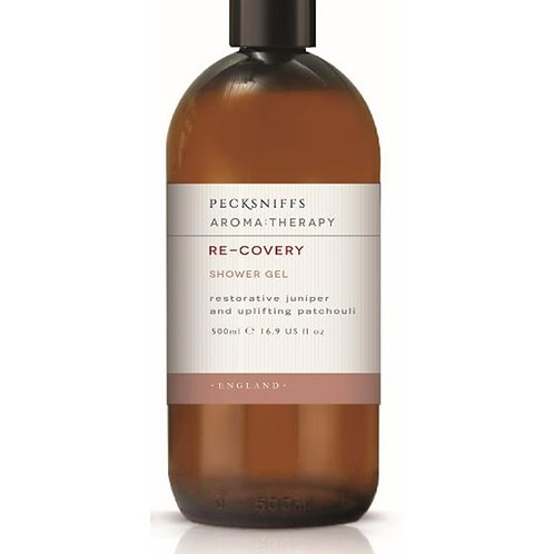 Pecksniffs Aromatherapy 500ml Shower Gel Re-Covery