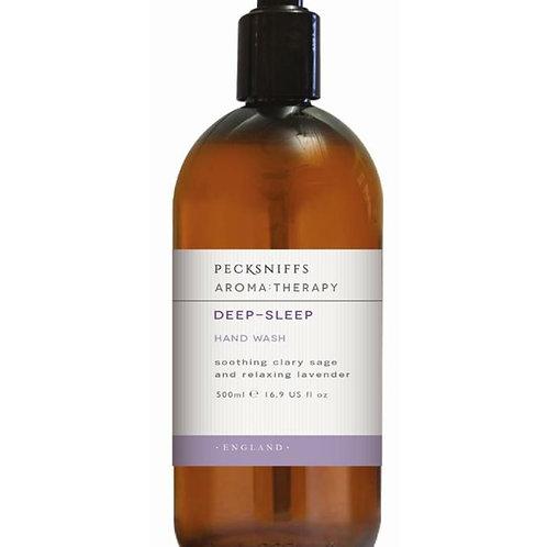 Pecksniffs Aromatherapy 500ml Hand Wash Deep-Sleep