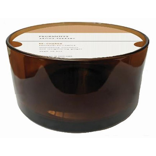 Pecksniffs Aromatherapy Amber 5W Candle Deep-Sleep