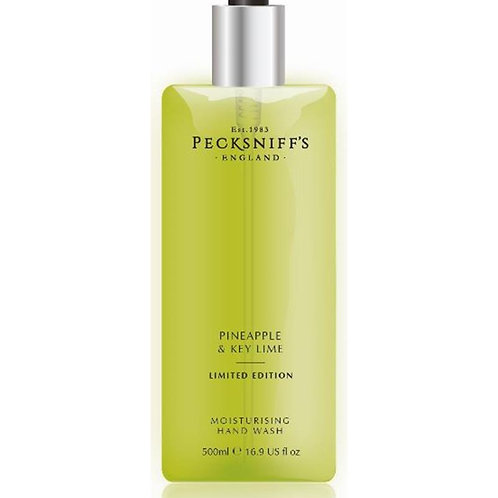 Pecksniffs Spring/Summer 500ml Hand Wash Pineapple & Key Lime