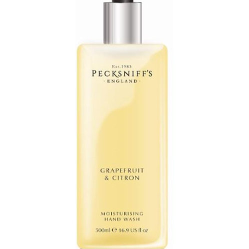 Pecksniffs Classic 500ml Hand Wash Grapefruit & Citron