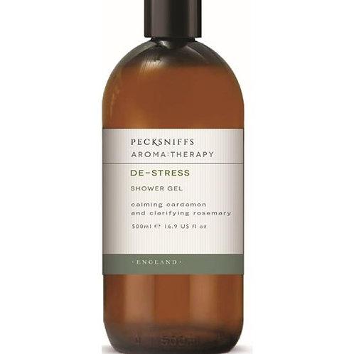 Pecksniffs Aromatherapy 500ml Shower Gel De-Stress