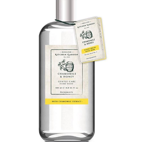 Pecksniffs Kitchen Garden 500ml Hand Wash Chamomile & Honey