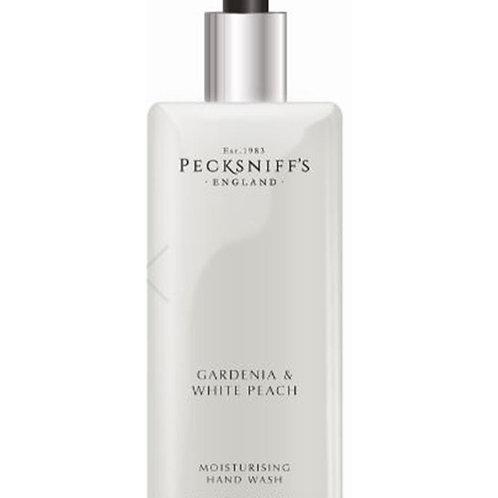 Pecksniffs Classic 750ml Hand Wash Gardenia & White Peach