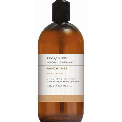 Pecksniffs Aromatherapy 500ml Hand Wash Re-Charge