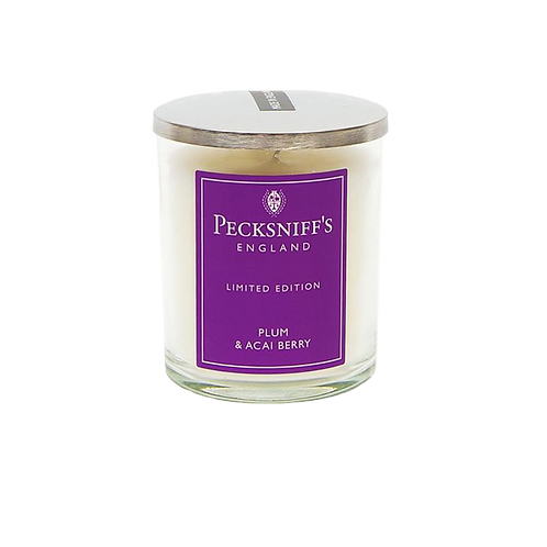 Pecksniffs Spring/Summer Mini 1W Candle Plum & Acai Berry