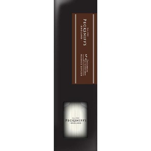 Pecksniffs Mandle 100ml Diffuser Bourbon & Mandarin