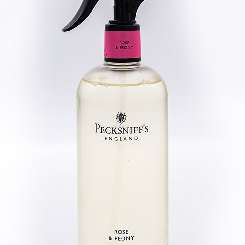 Peck (LIN) 500ml Linen Spray - Rose & Peony Discontinued