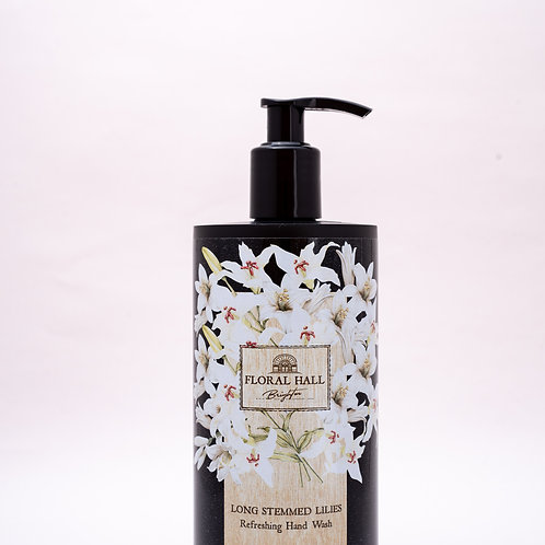 Peck (FH) 500ml Hand Wash - Long Stemmed Lilies Discontinued