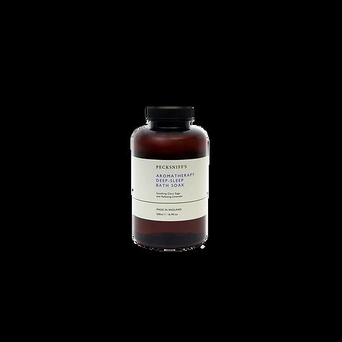 Pecksniffs Aromatherapy 500ml Bath Soak Deep-Sleep