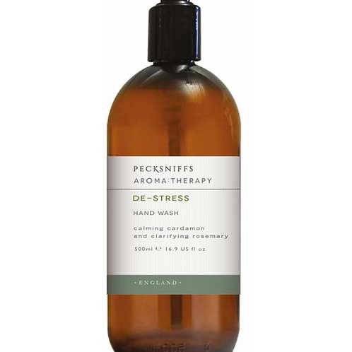 Pecksniffs Aromatherapy 500ml Hand Wash De-Stress
