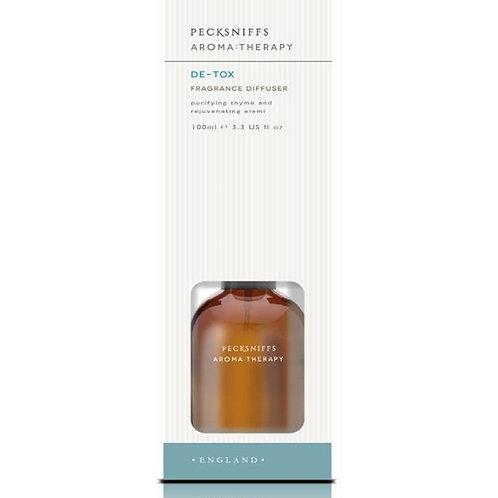 Pecksniffs Aromatherapy 100ml Diffuser De-Tox