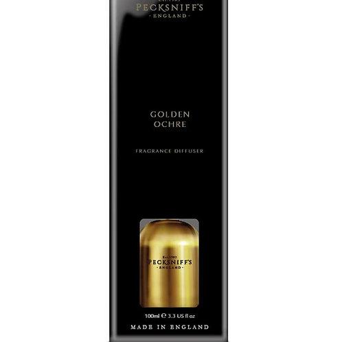Pecksniffs Jewel 100ml Diffuser Golden Ochre
