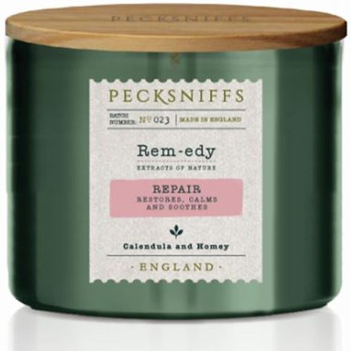 Pecksniffs Remedy Green 1W Candle Repair