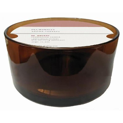 Pecksniffs Aromatherapy Amber 5W Candle Re-Charge