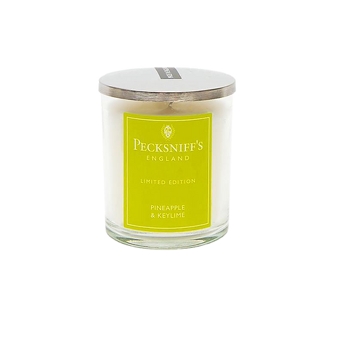 Pecksniffs Spring/Summer Mini 1W Candle Pineapple & Key Lime
