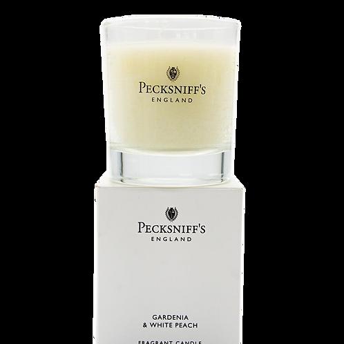 Gardenia & White Peach 20cl Boxed Candle