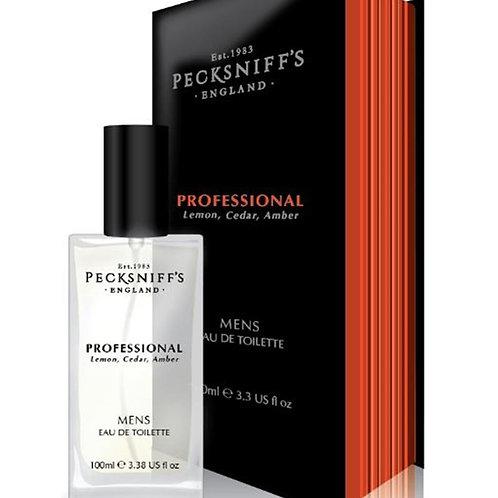 Pecksniffs Mens 100ml EDT Professional