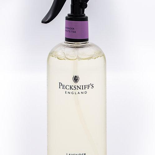 Peck (LIN) 500ml Linen Spray - Lavender & White Tea Discontinued