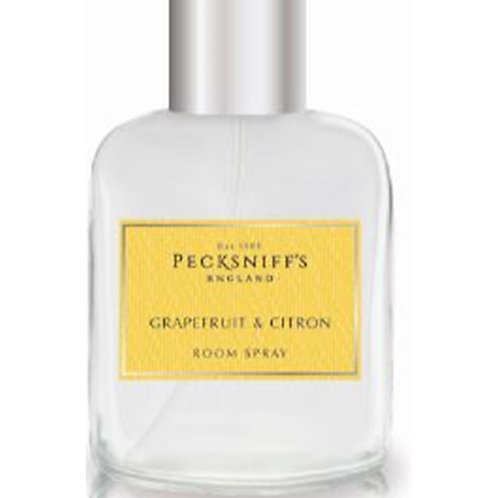 Pecksniffs Classic 100ml Room Spray Grapefruit & Citron