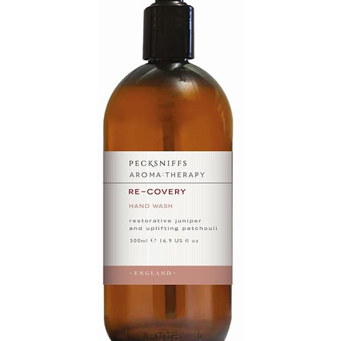 Pecksniffs Aromatherapy 500ml Hand Wash Re-Covery
