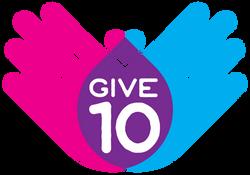 GiveTenLogo