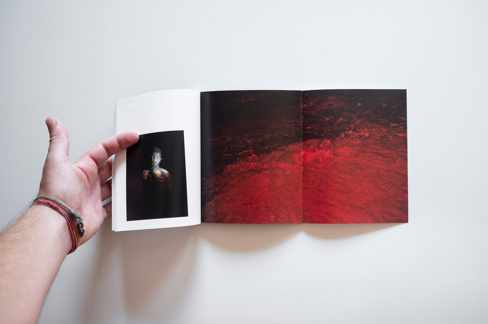 Nowhere Near fanzine © Alisa Martynova