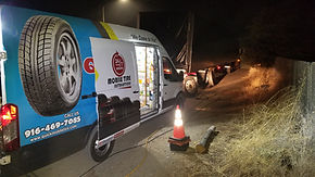 Mobile Truck Tire Repair, 9164697085