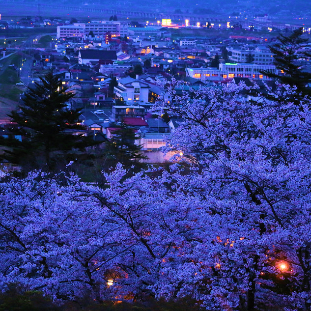Light up at Tsuriyama