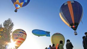 The Ichinoseki-Hiraizumi Hot Air Balloon Festival 2021