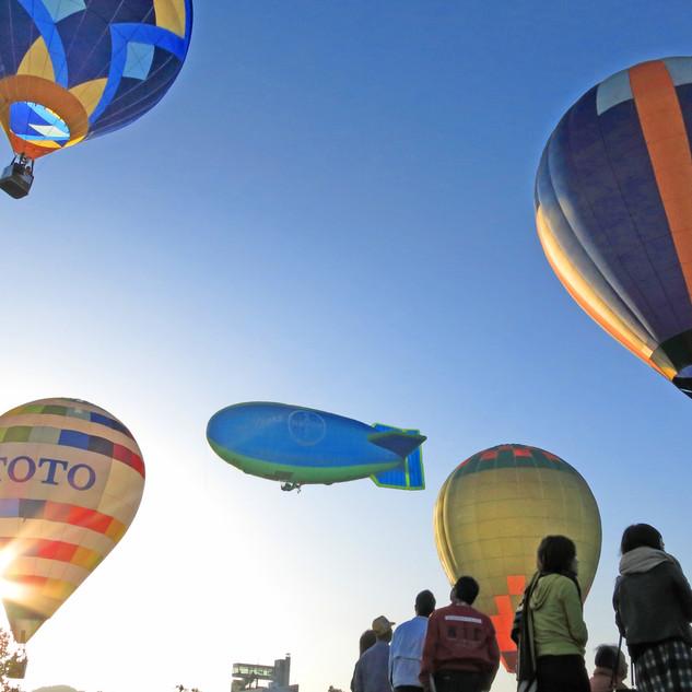 Ichinoseki/Hiraizumi Balloon Festival