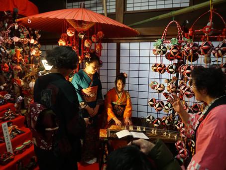 Senmaya Hinamatsuri (Girl's Day Festival)