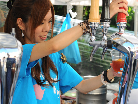Ichinoseki's National Craft Beer Festival 2019 August 23th-25th!