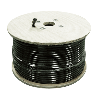 SureCall Cable 500 ft. SC400 Ultra Low Loss Coax Cable - SC-001-500